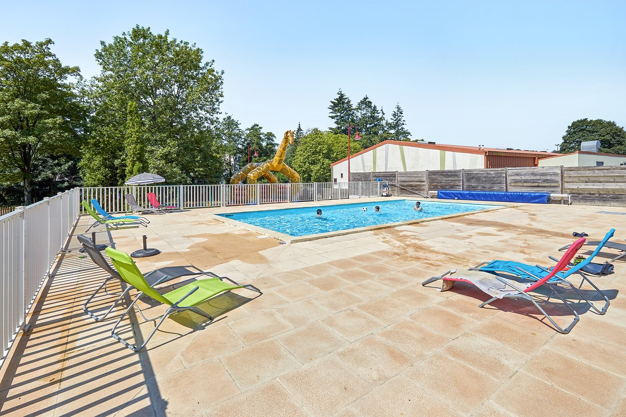 Camping Les Chevaliers De Malte - Campground Reviews ... pour Piscine Carpiquet