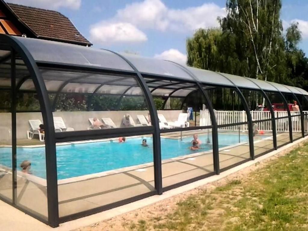 Camping Les Portes D'alsace Saverne > 216 Locations Dès 196 € concernant Piscine De Saverne