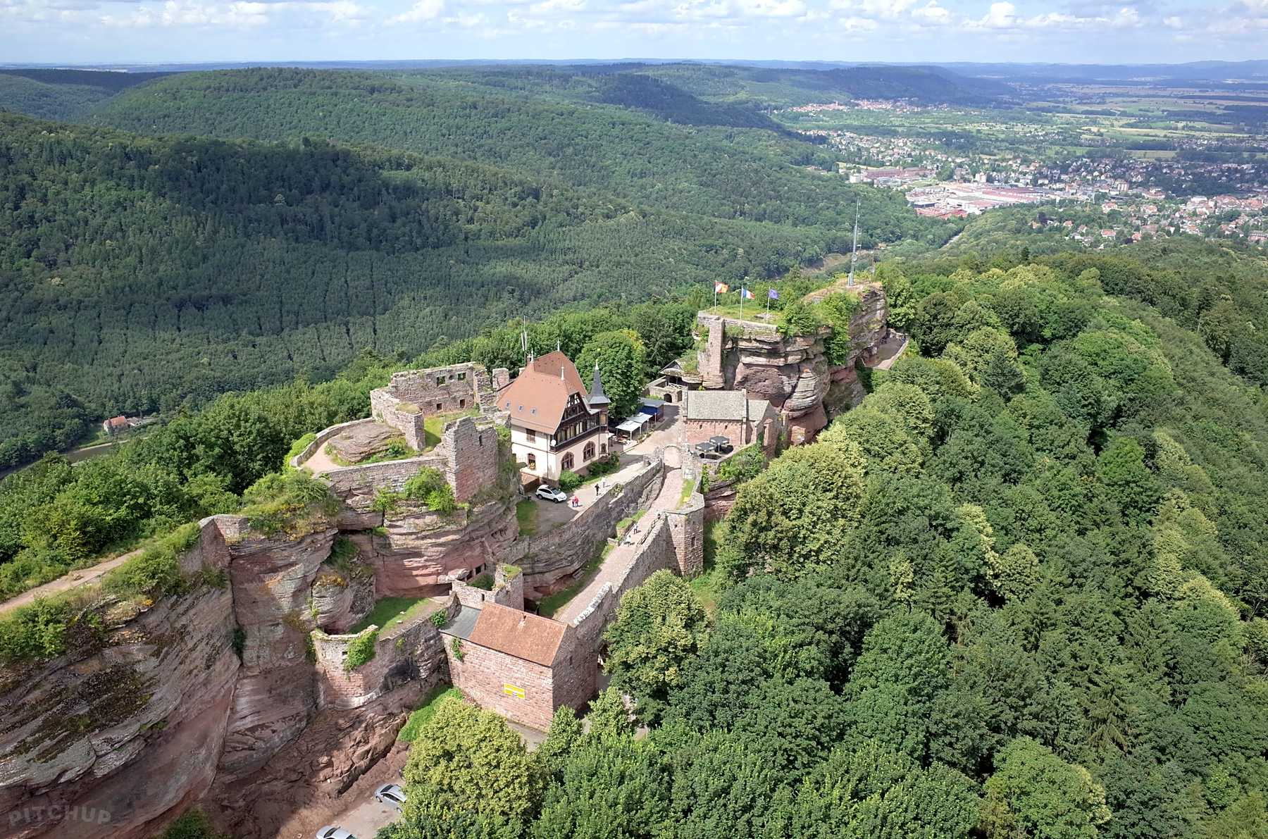 Camping Les Portes D'alsace, Saverne - Updated 2020 Prices ... intérieur Camping Alsace Piscine