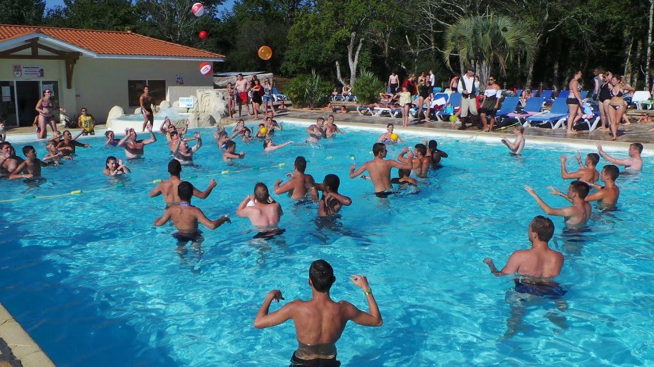 Camping Mayotte Vacances (Biscarrosse, Landes) destiné Camping Landes Avec Piscine