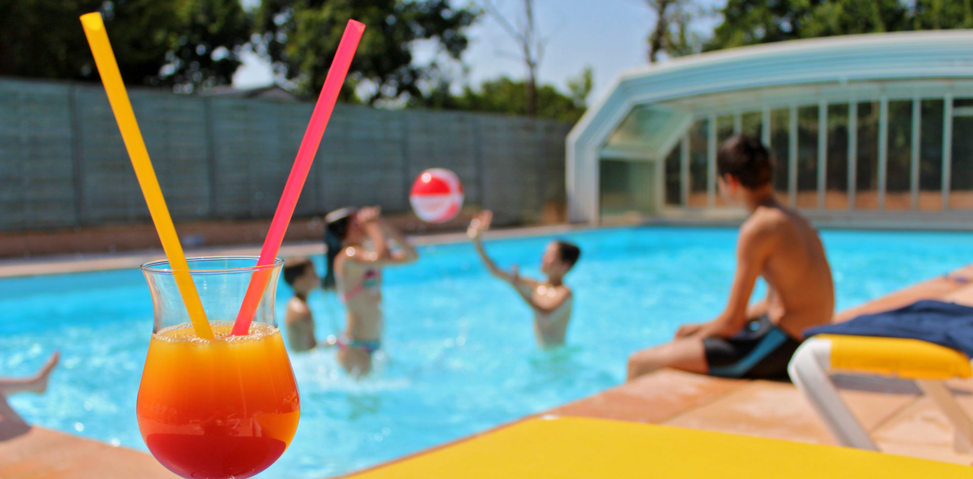 Camping Neptune   Camping Paimpol, Plouha   Camping Côtes D ... encequiconcerne Piscine Guingamp