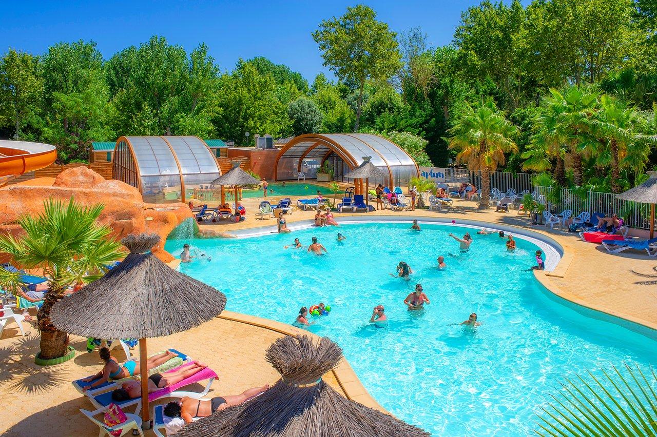 Camping Paris Roussillon (Argelès-Sur-Mer, France) - Tarifs ... destiné Piscine Doullens