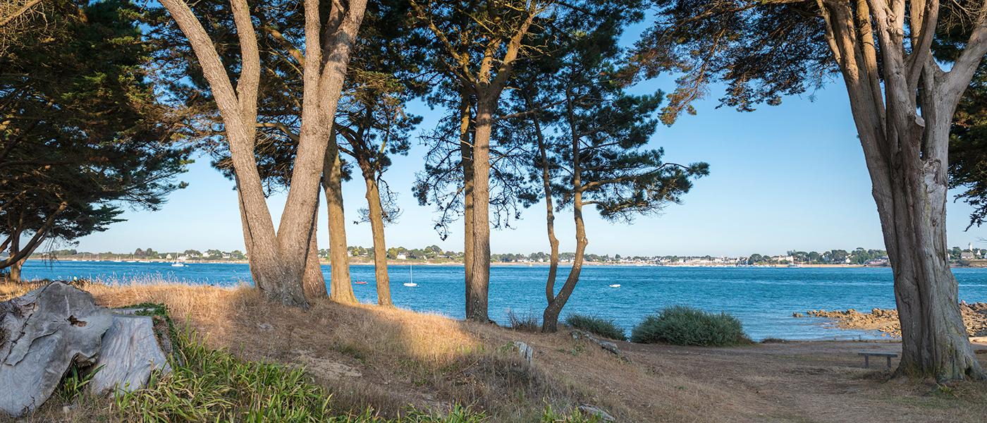Camping Penn Mar Baden, Golfe Du Morbihan, Morbihan | Campéole destiné Camping Golf Du Morbihan Avec Piscine