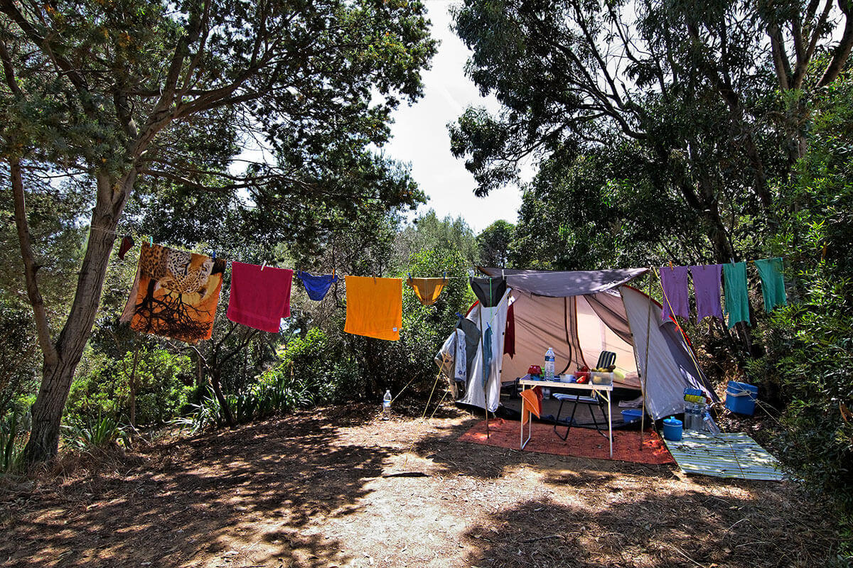 Camping Pitch Tent In Cavalaire - Our Camping Pitches concernant Camping Var Avec Piscine