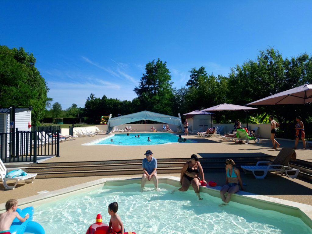 Camping Rocamadour | Location Vacances Mobil Home Rocamadour dedans Camping Rocamadour Avec Piscine