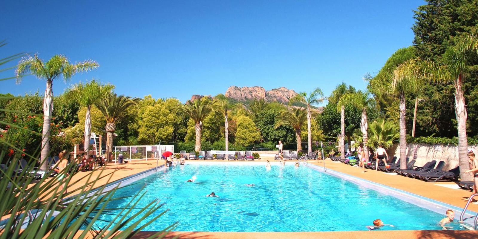 Camping Roquebrune | Holiday In Nature And Wellness à Camping Var Avec Piscine