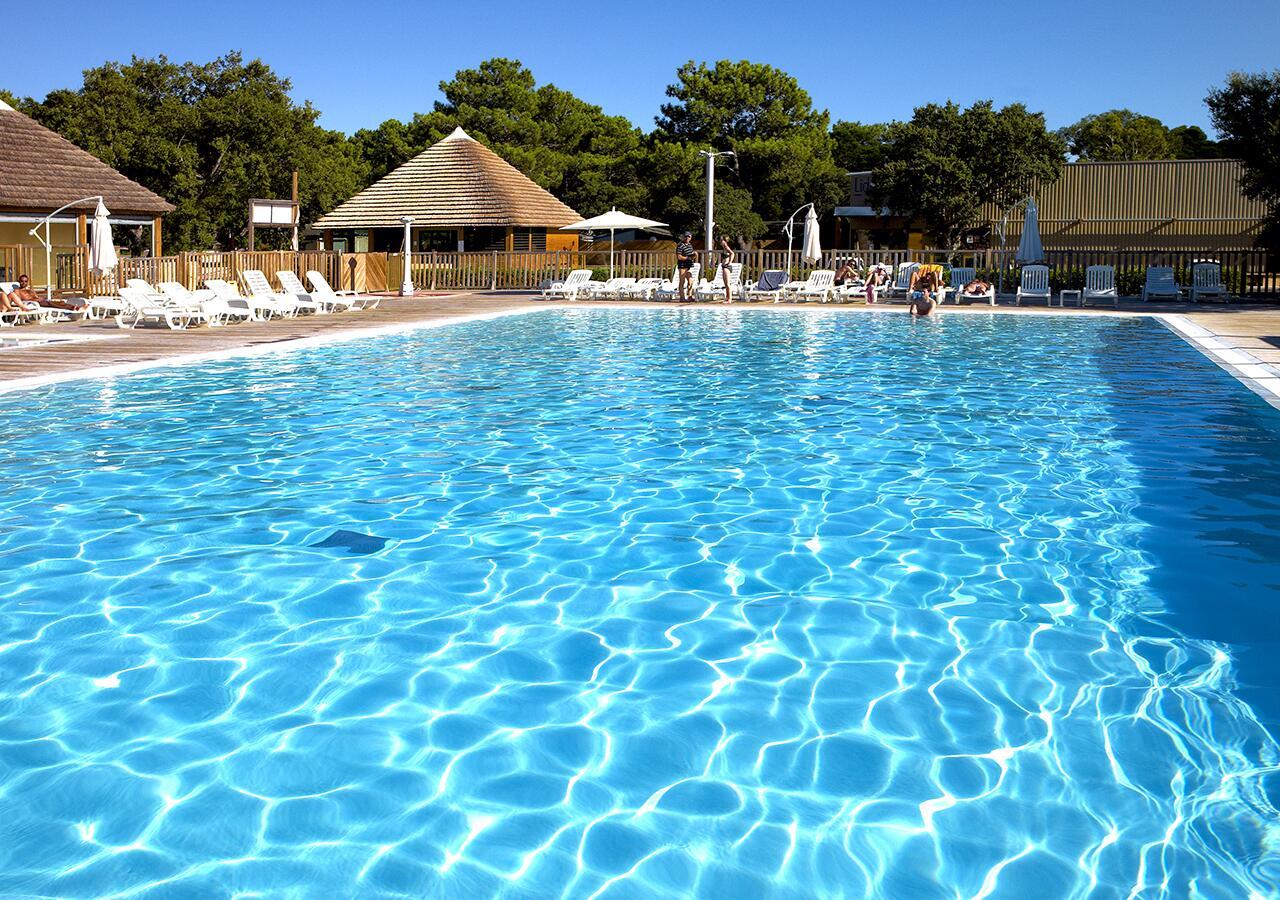 Camping San Damiano (Fransa Biguglia) - Booking avec Piscine Du Lido