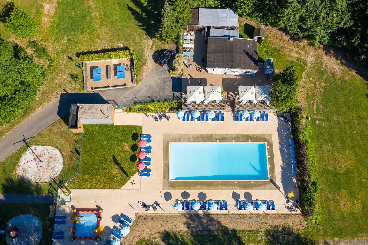 Camping Sandaya Parc La Clusure (Tellin, Belçika) - Kamp ... pour Camping Var Avec Piscine