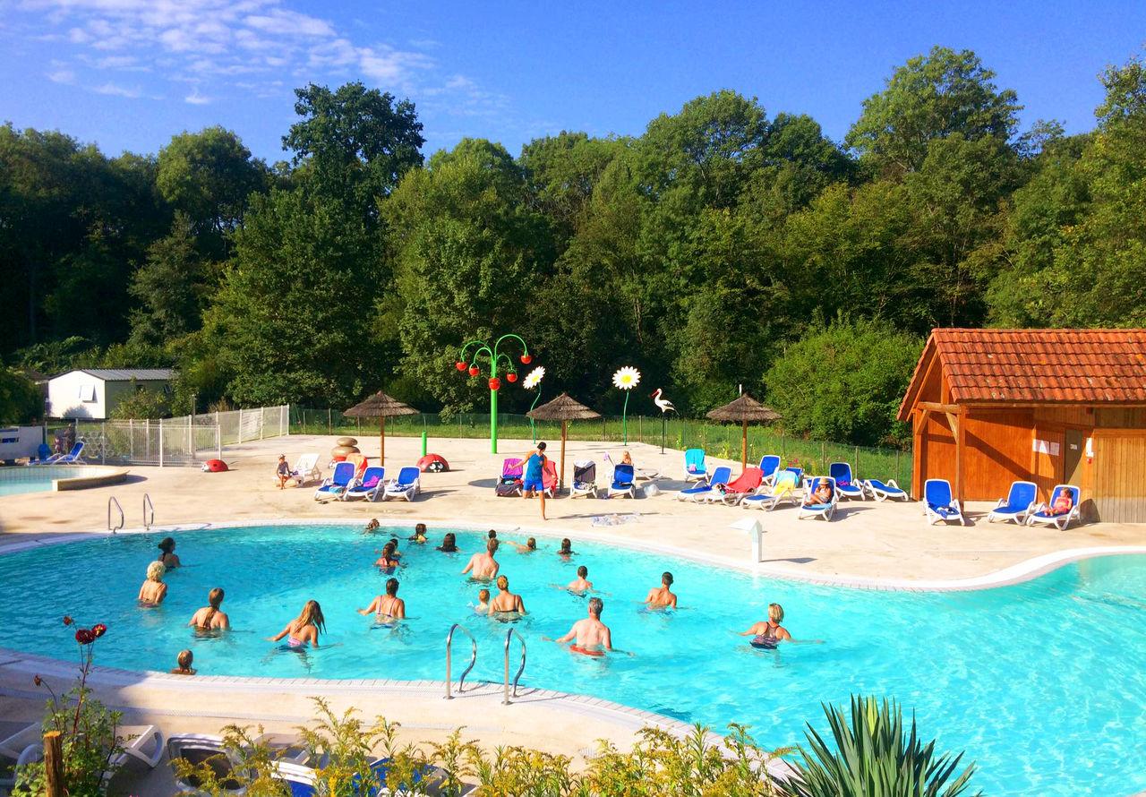 Camping Suzel - Réserver En Ligne Sur Capfun! avec Camping Alsace Piscine
