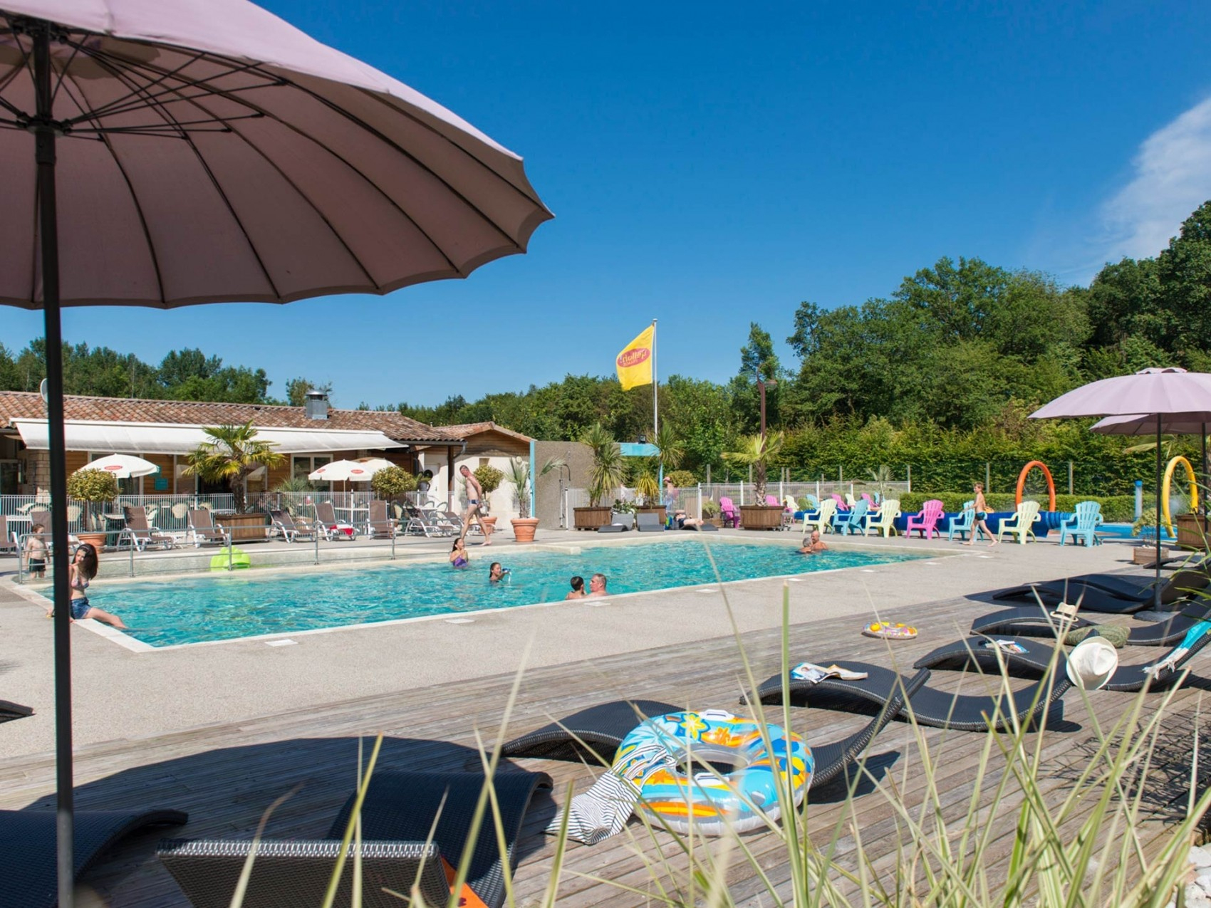 Camping Swimming Pool Eclaron , Champagne-Ardenne tout Piscine St Dizier