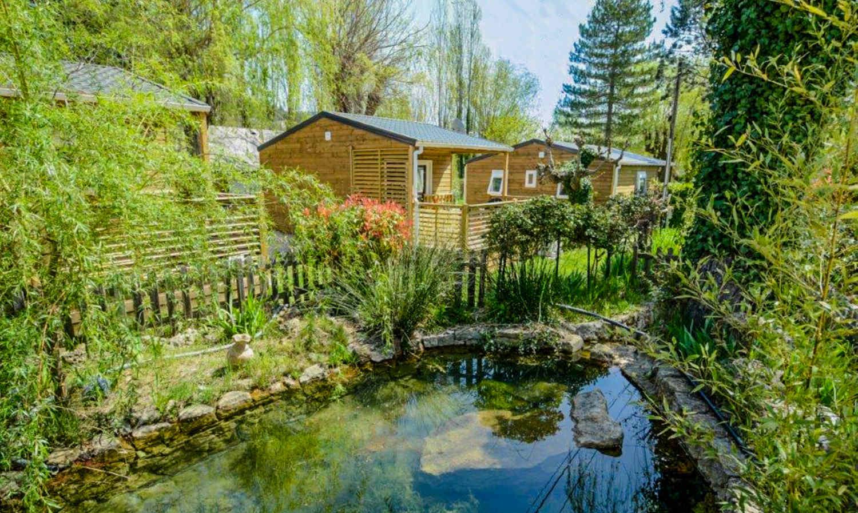 Camping Verdon | Camping Gorges Du Verdon 3 Étoiles, Haut ... à Camping Gorges Du Verdon Avec Piscine