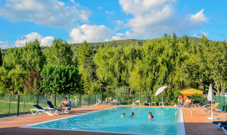 Camping Verdon | Camping Gorges Du Verdon 3 Étoiles, Haut ... pour Camping Gorges Du Verdon Avec Piscine