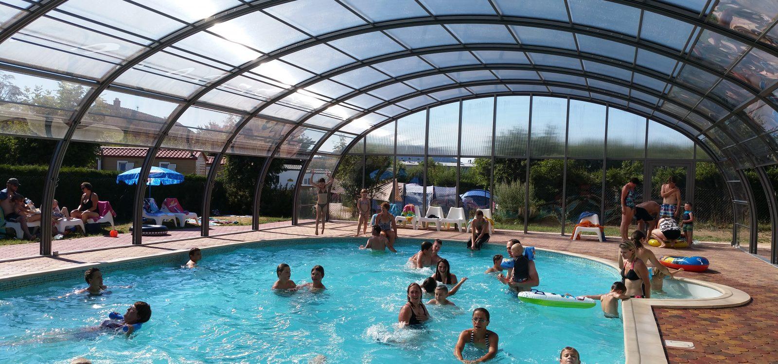 Camping Vosges Avec Piscine | Camping Au Clos De La Chaume 3* avec Camping Alsace Piscine