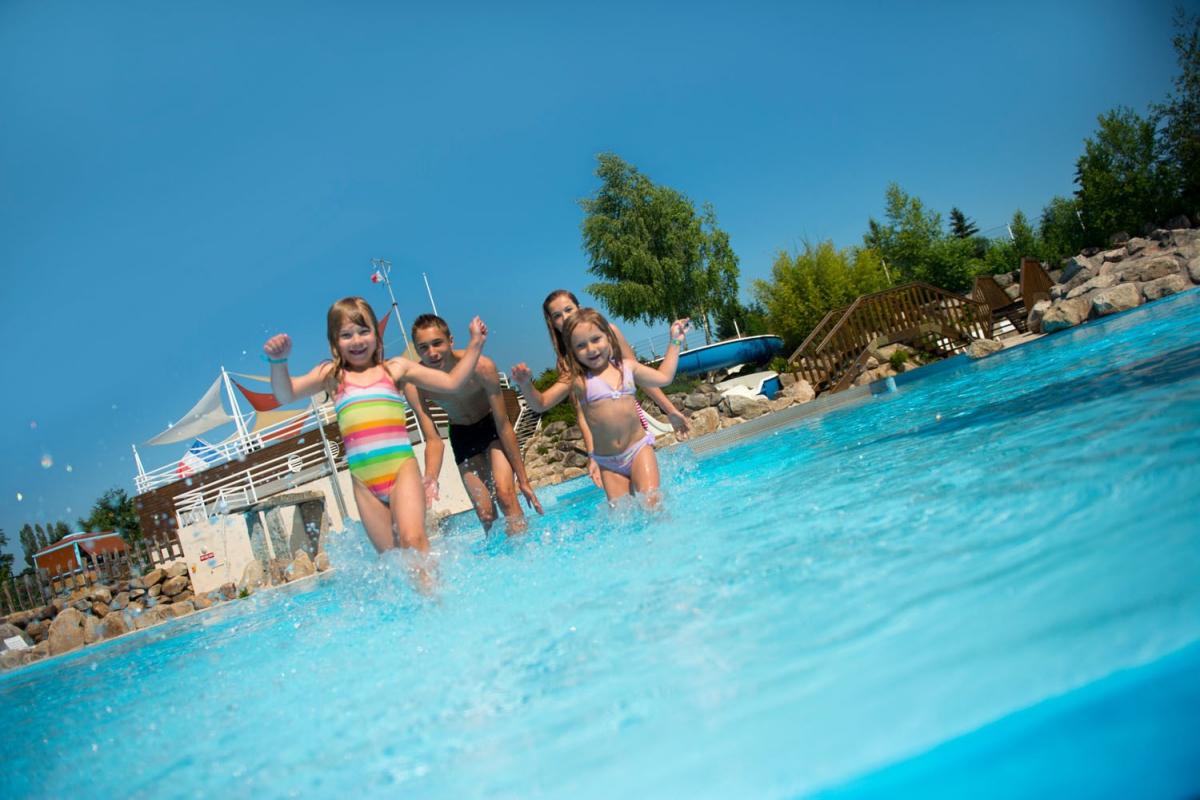 Camping Vosges Parc Aquatique : 1 Campings À Découvrir concernant Camping Gérardmer Avec Piscine