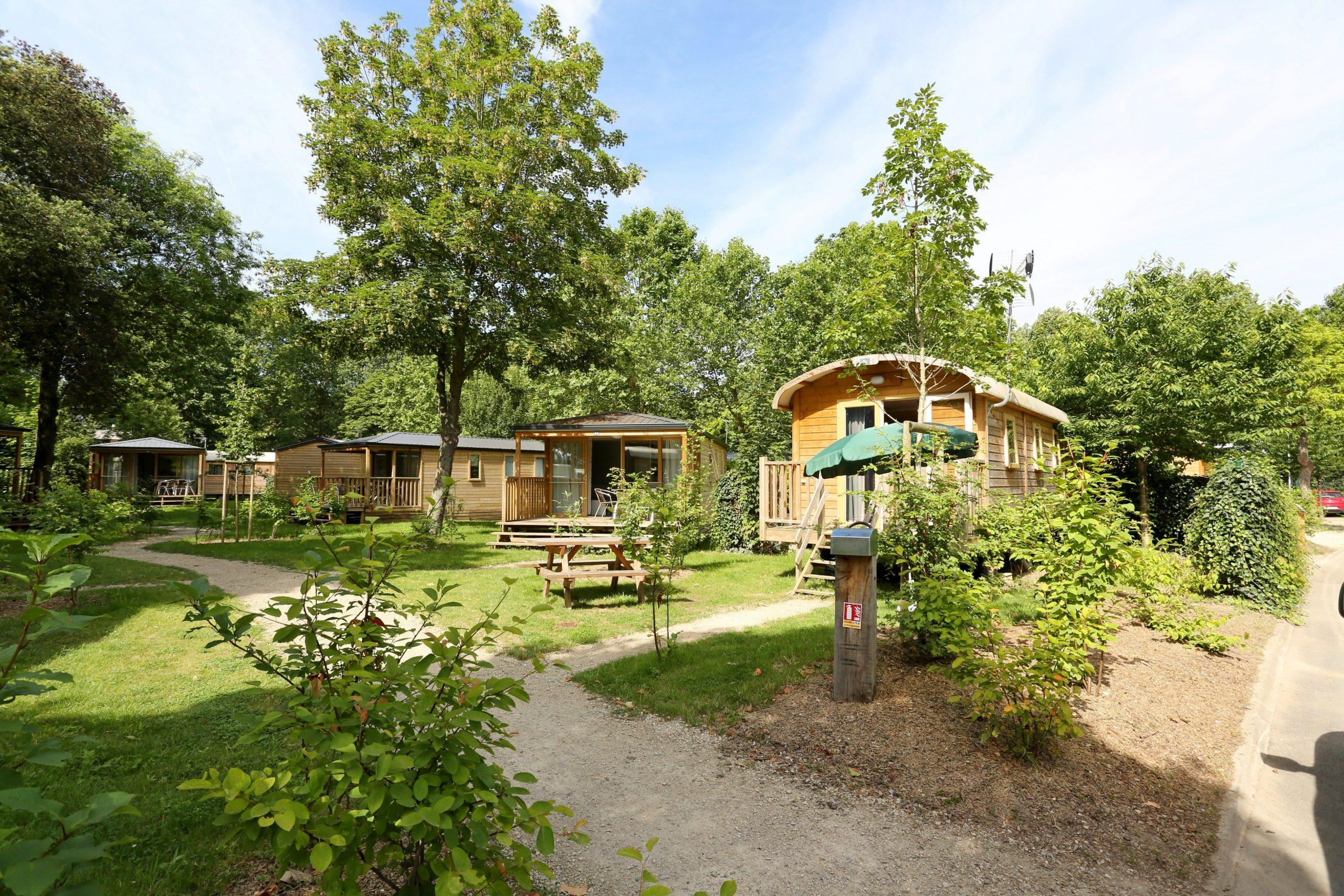 Campings Ouverts À L'année : Partir En Liberté ! - Avant De ... pour Camping A La Ferme Avec Piscine