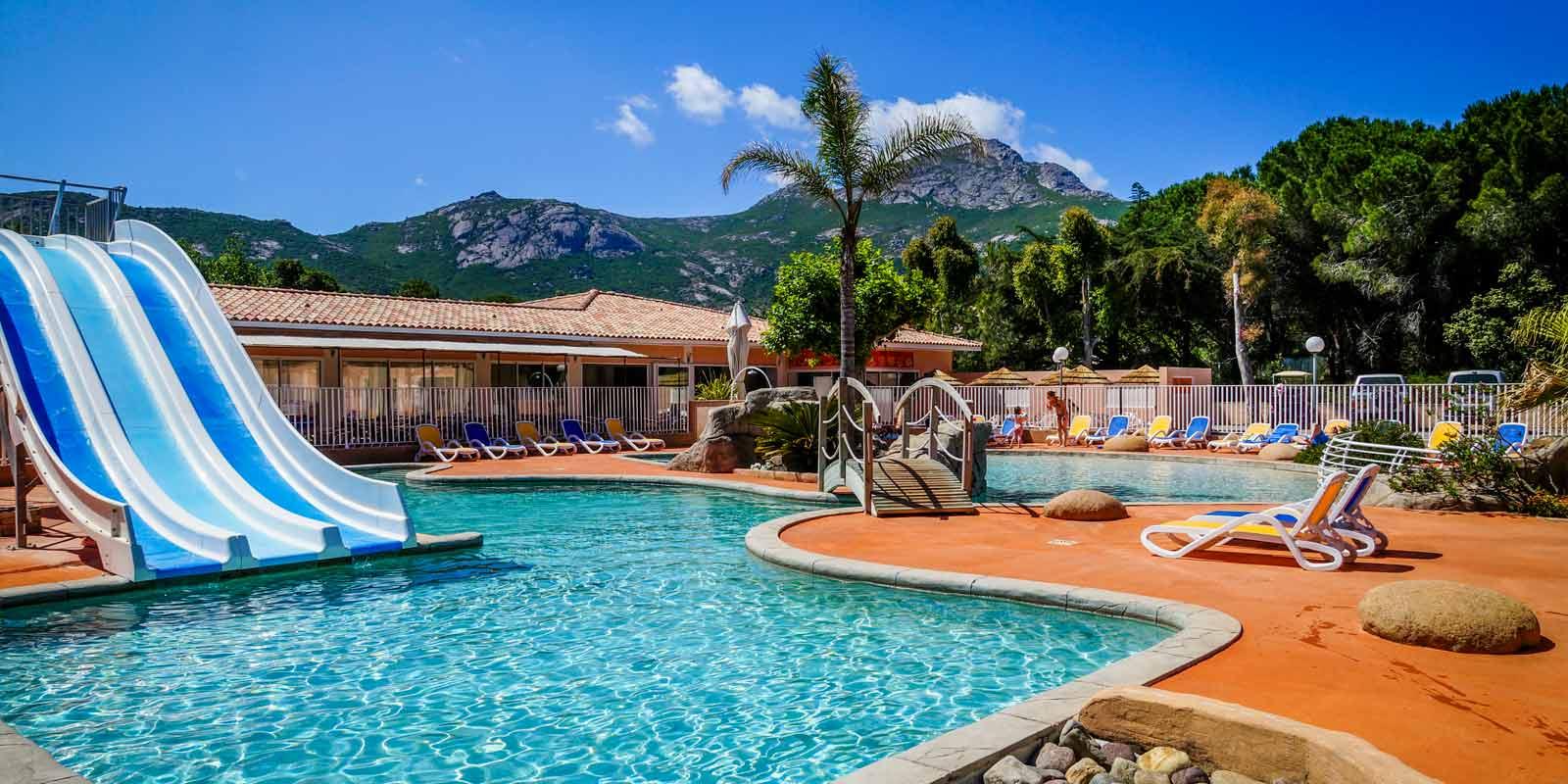 Campsite Corsica | Calvi | Northern Corsica | Ile Rousse ... concernant Camping Var Avec Piscine