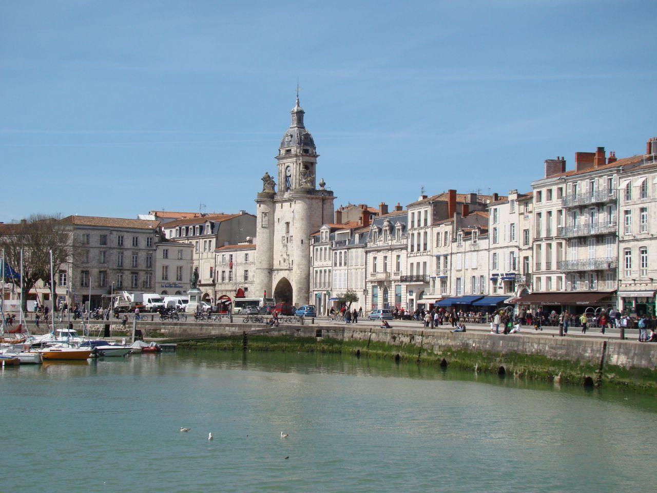 Campsite La Rochelle- Châtelaillon Plage - ᐃ L'ocean *** concernant Camping La Rochelle Avec Piscine