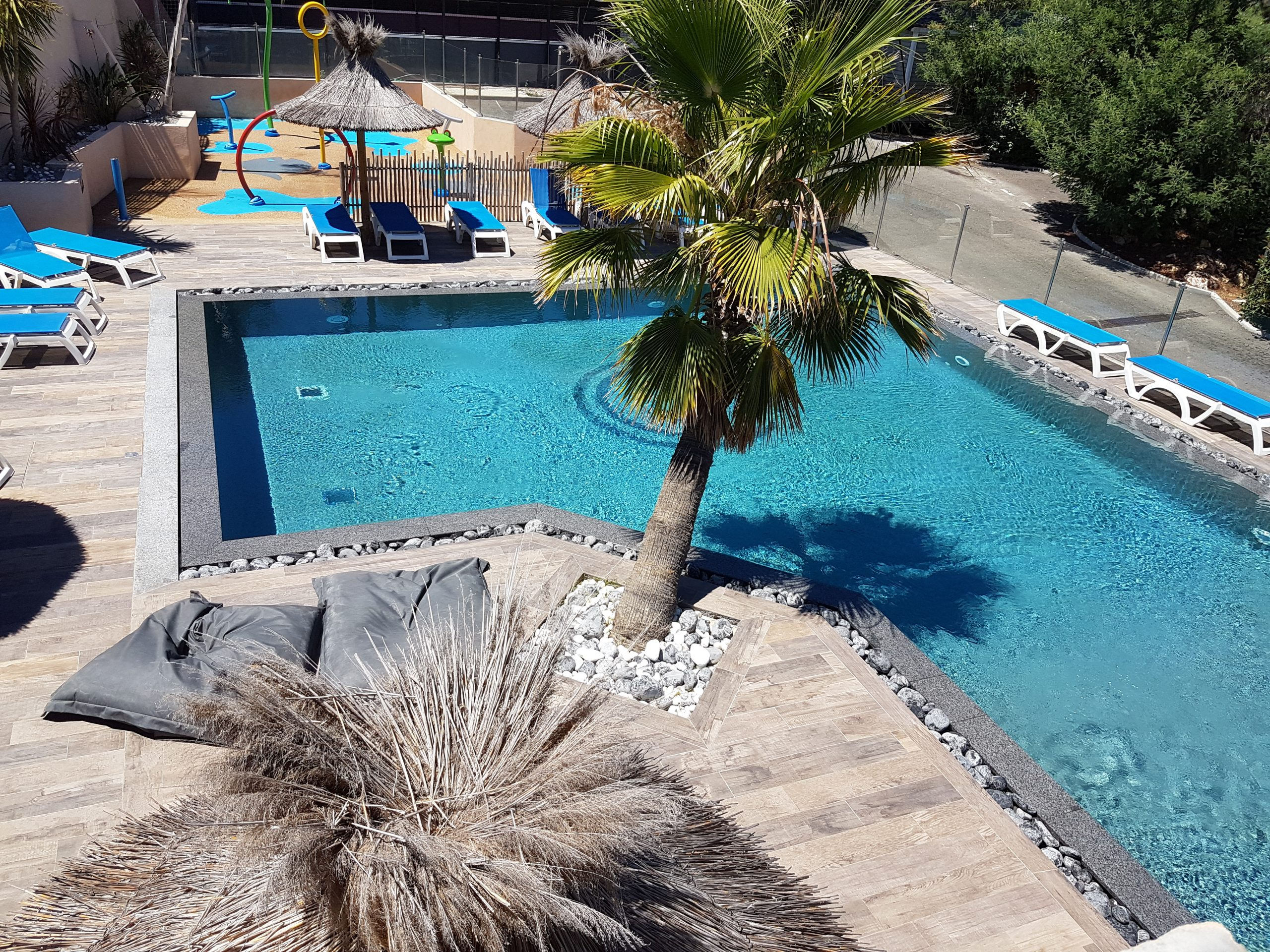Campsite Ramatuelle With Pool   Cap Taillat   4-Star Var tout Camping Var Avec Piscine
