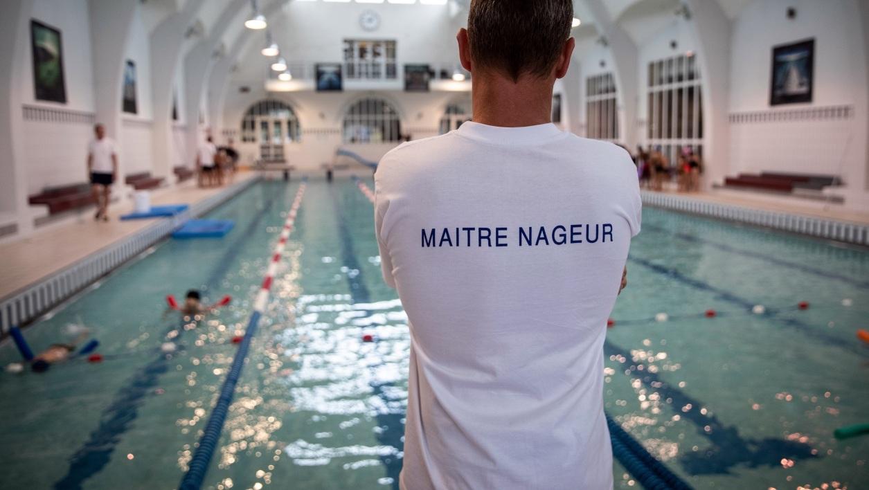 Canicule: De Nombreuses Piscines D'ile-De-France Élargissent ... encequiconcerne Piscine Cormeilles En Parisis