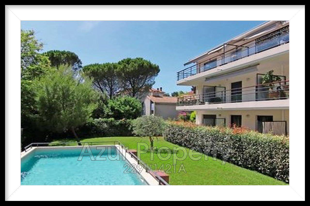 Cannes Montfleury - Achat Appartement - 4 Pièces De 84 M² intérieur Piscine Montfleury