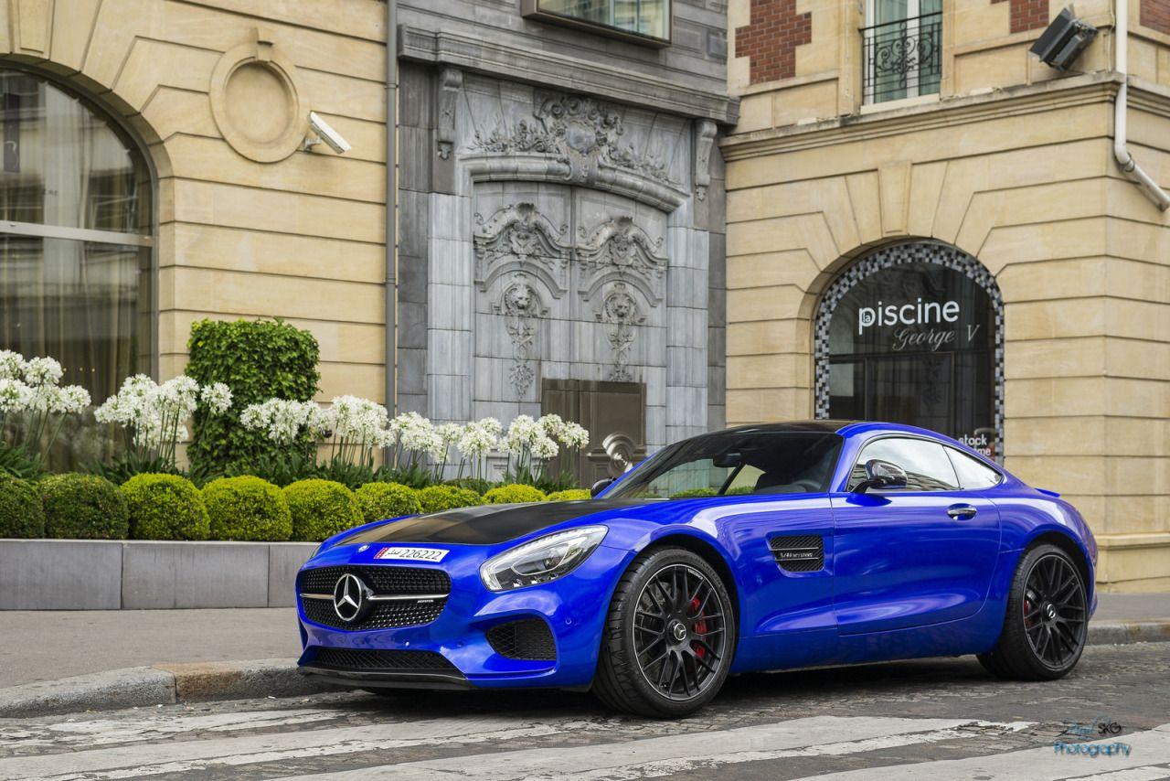 Carpr0N: Starring: Mercedes-Benz Amg Gts By Paul Skg ... destiné Piscine Menin