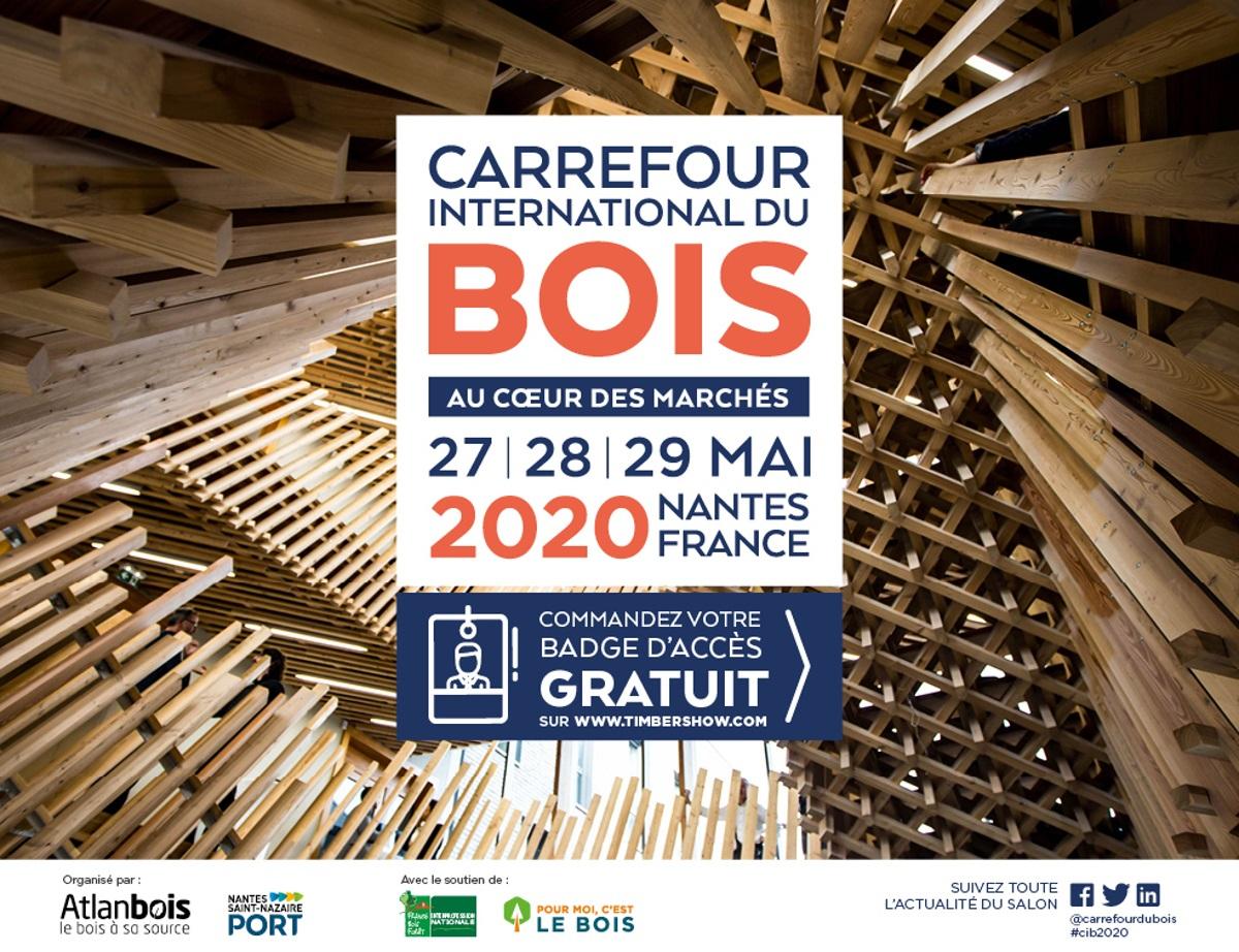 Carrefour International Du Bois, Rendez-Vous À Nantes, Les ... intérieur Carrefour Piscine Hors Sol