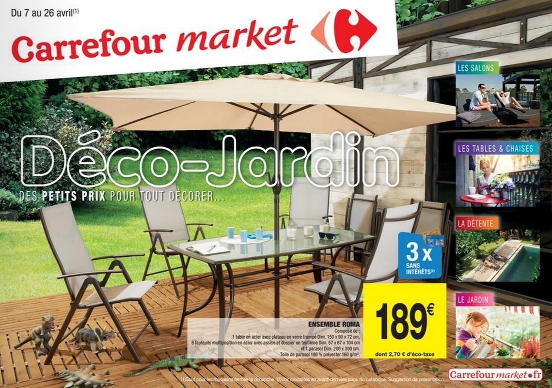 Carrefour Jardin De Market Table Jardin Carrefour De Table ... dedans Carrefour Piscine Hors Sol