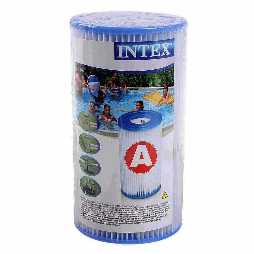 Cartouche De Filtration Intex Type A - À L'unité dedans Cartouche Filtre Piscine Intex