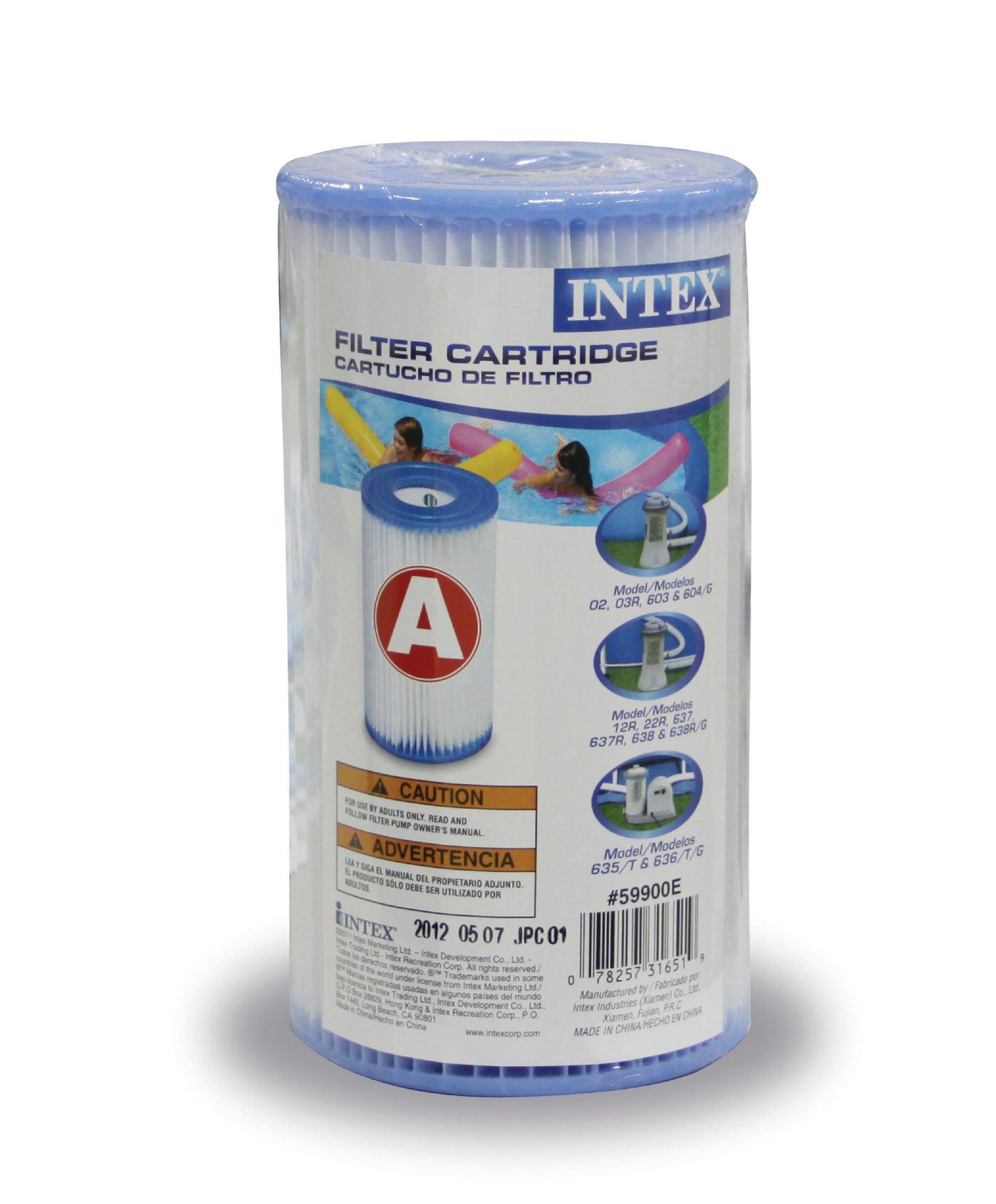 Cartouche Filtrante A Intex avec Cartouche Filtre Piscine Intex