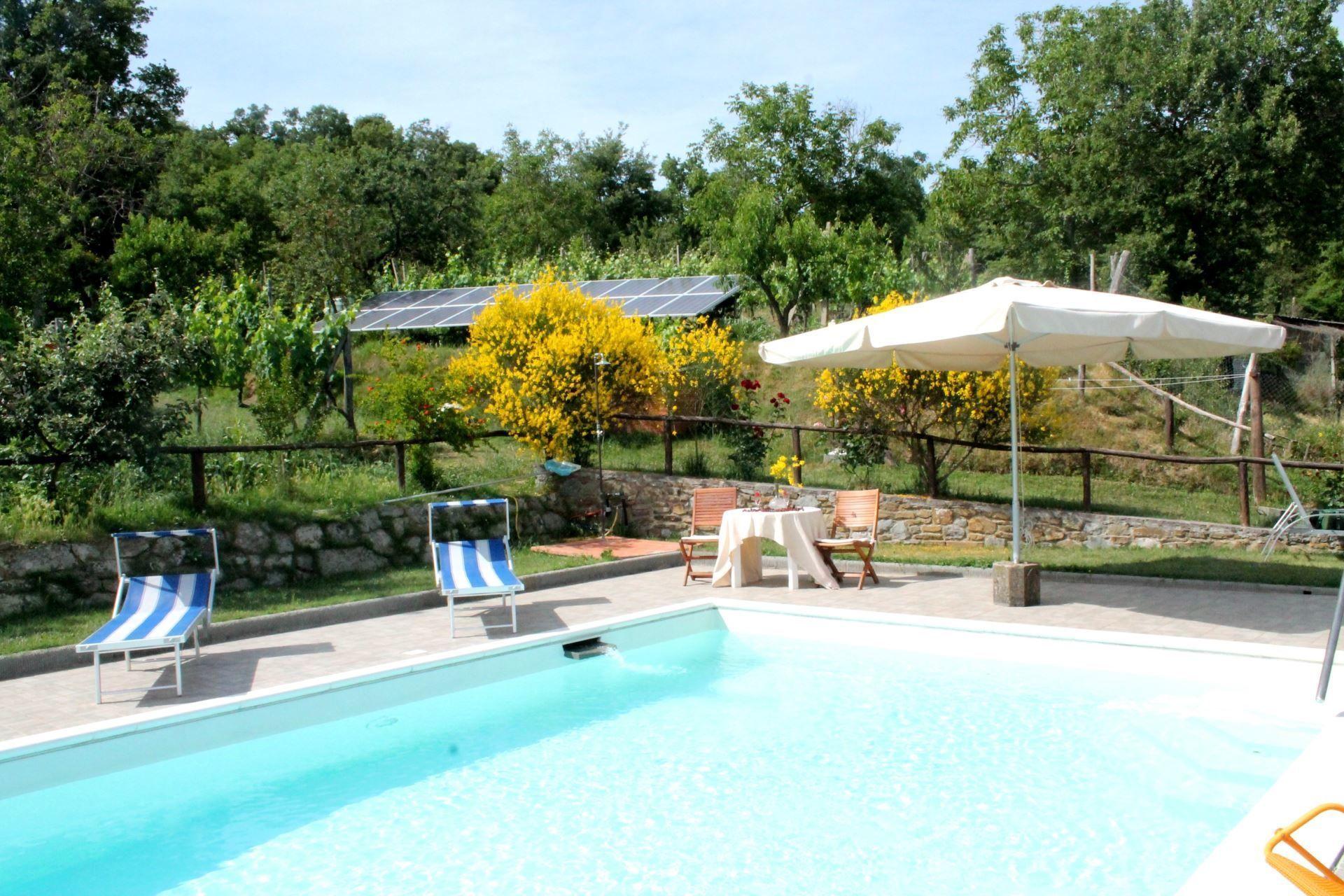 Casa Caldesi: Vacation Rental That Sleeps 6 People In 3 ... encequiconcerne Piscine Gdo