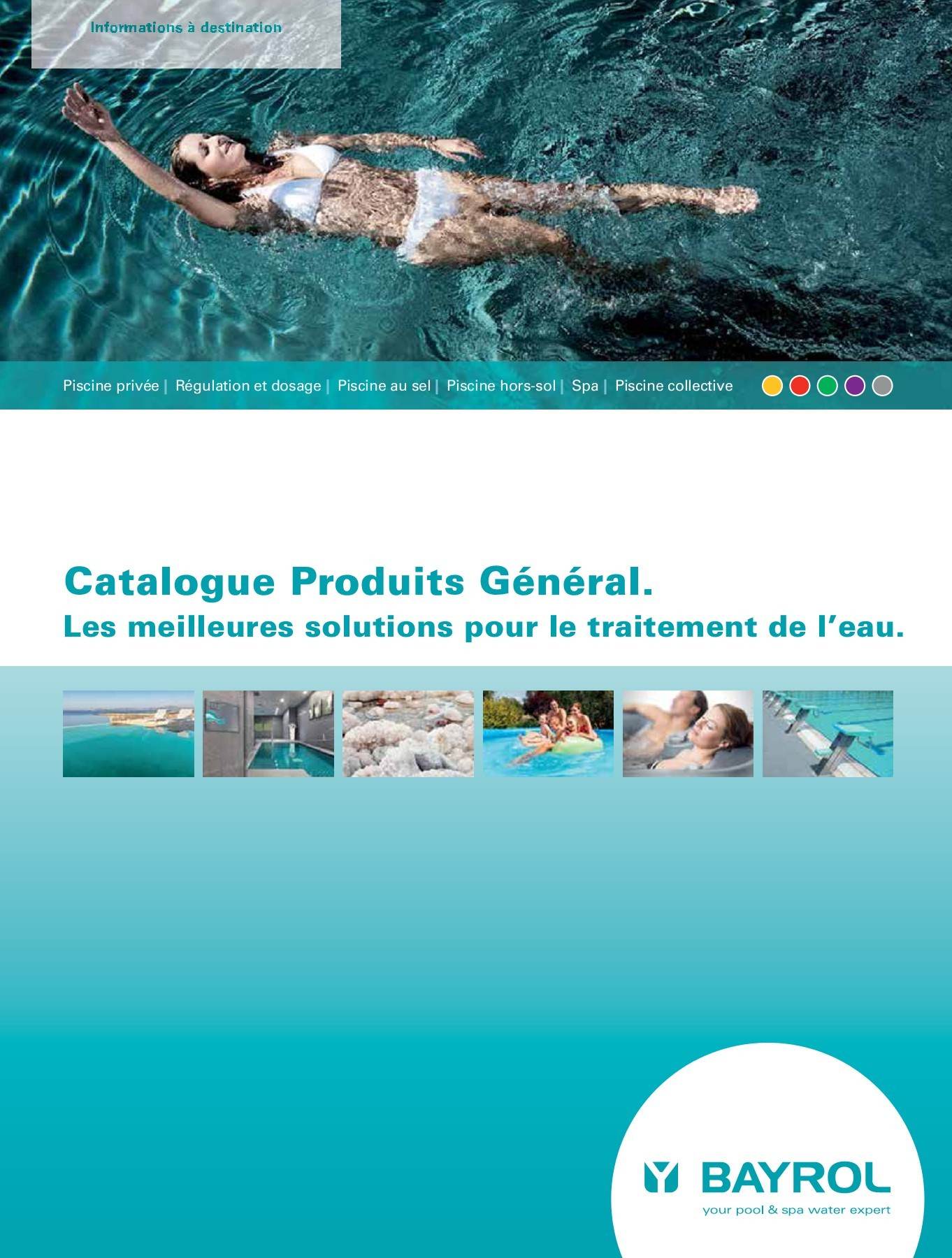 Catalogue Bayrol 2017 Pages 1 - 50 - Text Version | Fliphtml5 tout Probleme Electrolyseur Piscine