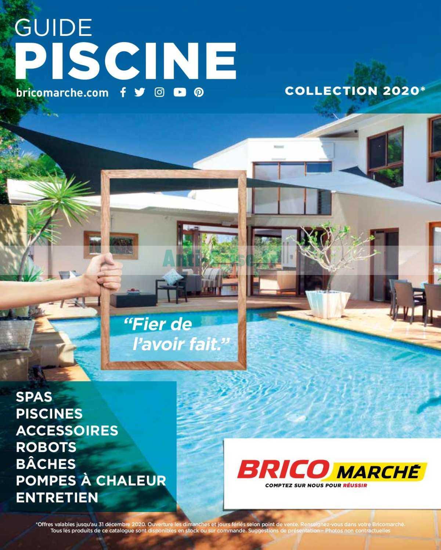 Catalogue Bricomarché Du 10 Mars Au 31 Décembre 2020 ... concernant Piscine Bricomarché