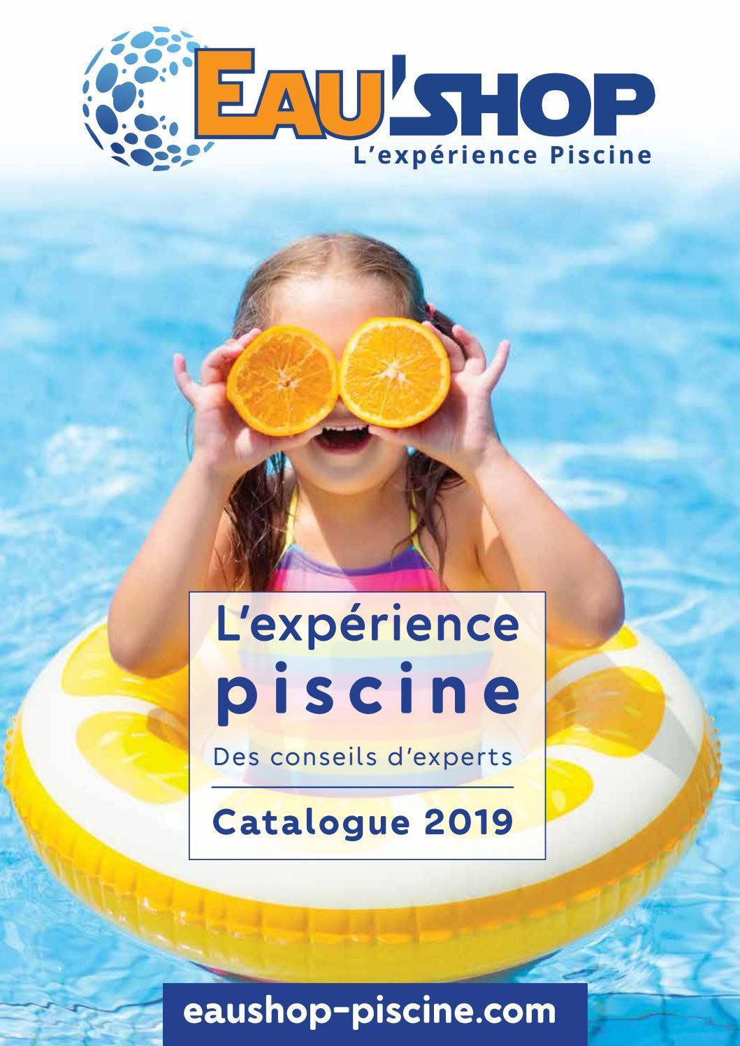 Catalogue Eaushop 2019 By Sarl Adilis - Issuu tout Séquestrant Métaux Piscine