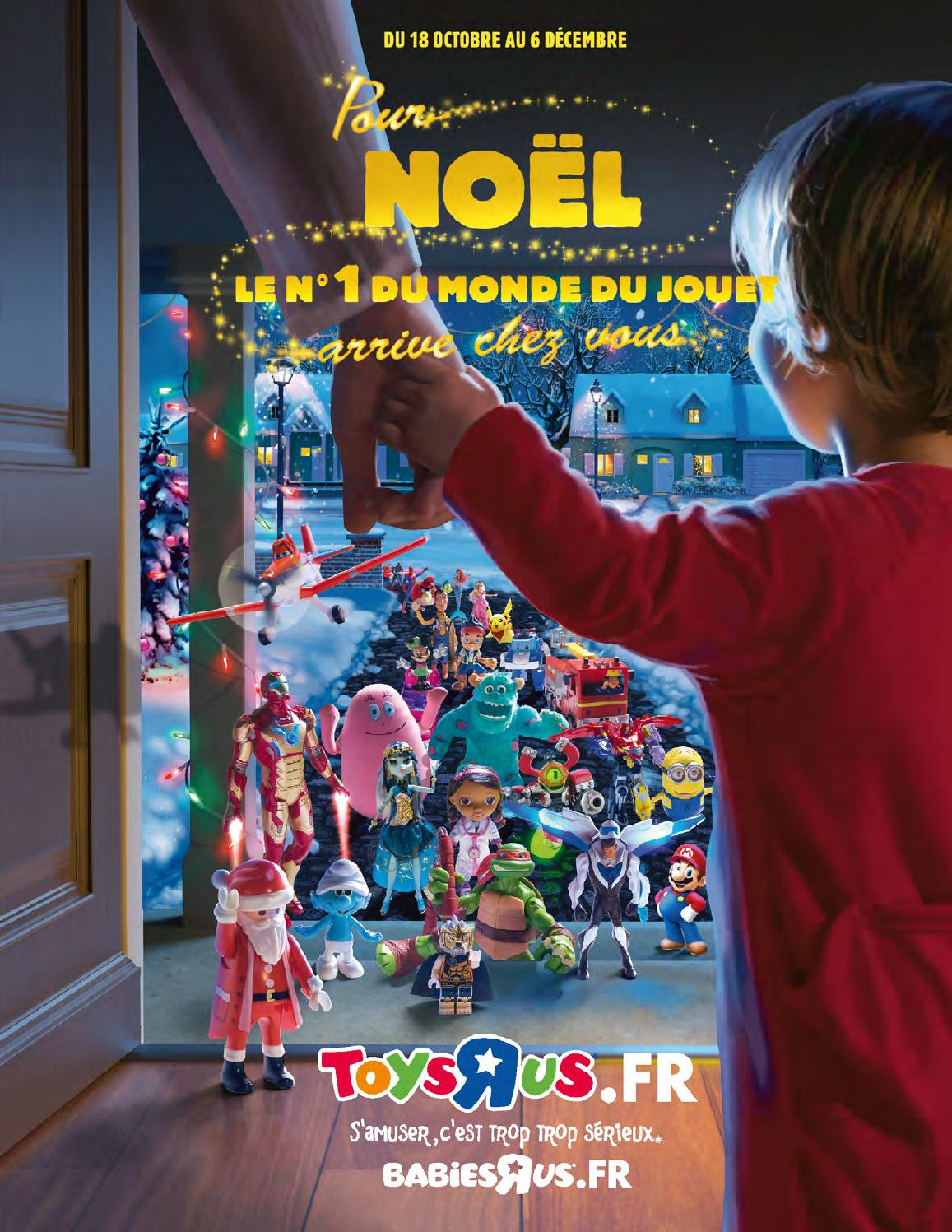 Catalogue Toysrus - 18.10-6.12.2013 By Joe Monroe - Issuu tout Piscine A Balle Toysrus