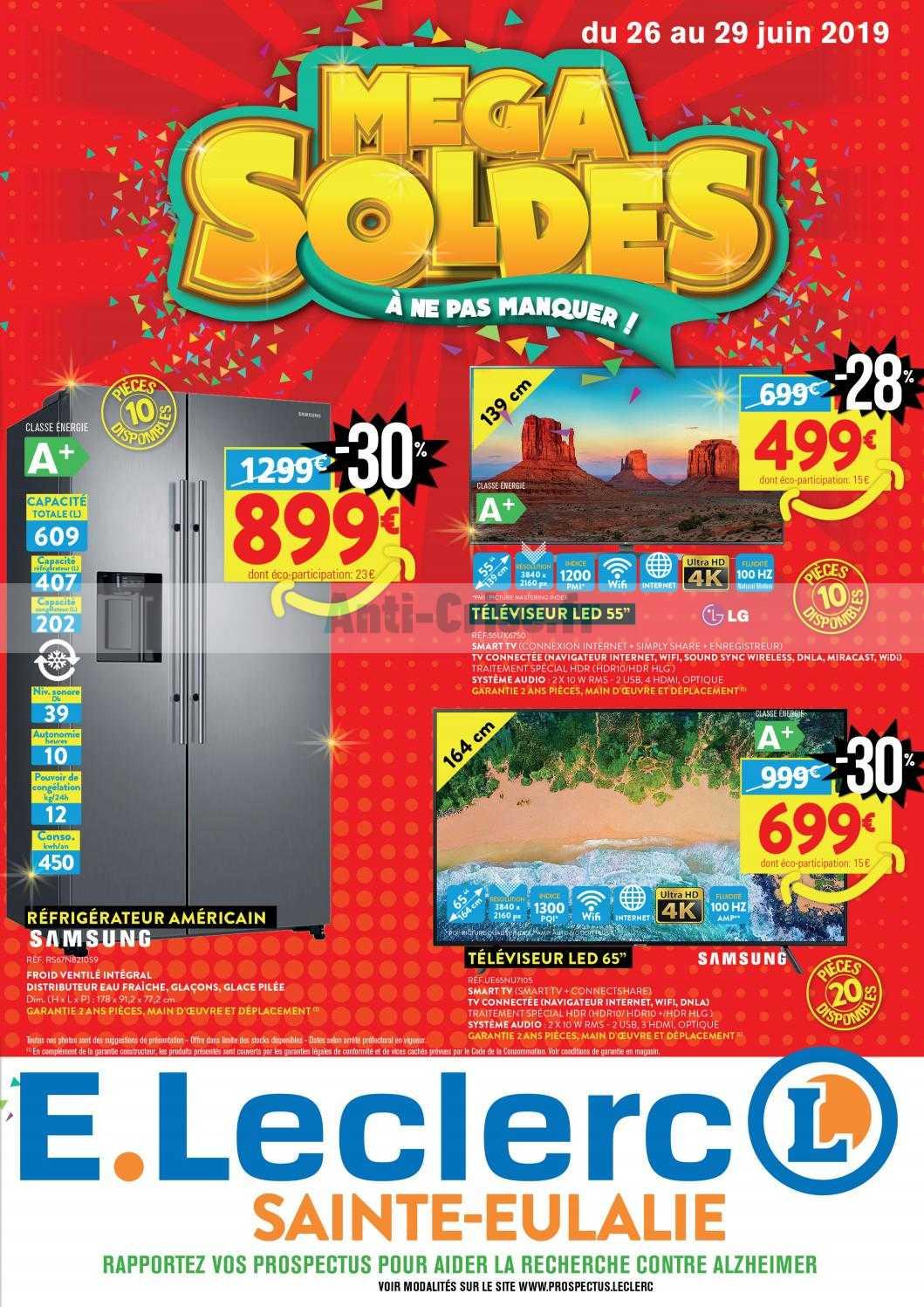 Catalogues Promos & Bons Plans, Economisez ! - Page 742 Sur ... encequiconcerne Leclerc Piscine Gonflable