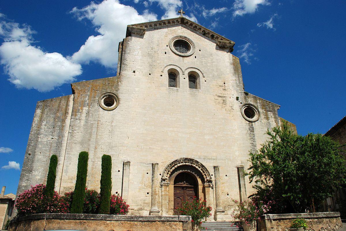 Cathédrale Notre-Dame De Saint-Paul-Trois-Châteaux — Wikipédia tout Piscine Saint Paul Trois Chateaux