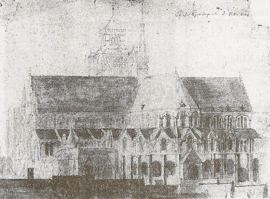 Cathédrale Notre-Dame-En-Cité D'arras — Wikipédia pour Piscine Arras Aquarena