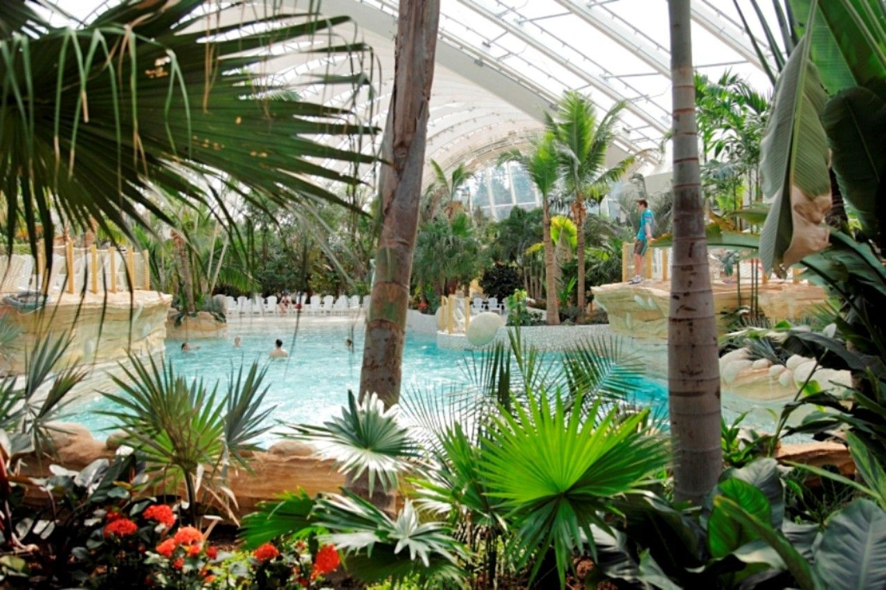Center Parcs - Aqua Mundo - Sport Activity And Relaxation ... destiné Piscine Center Parc
