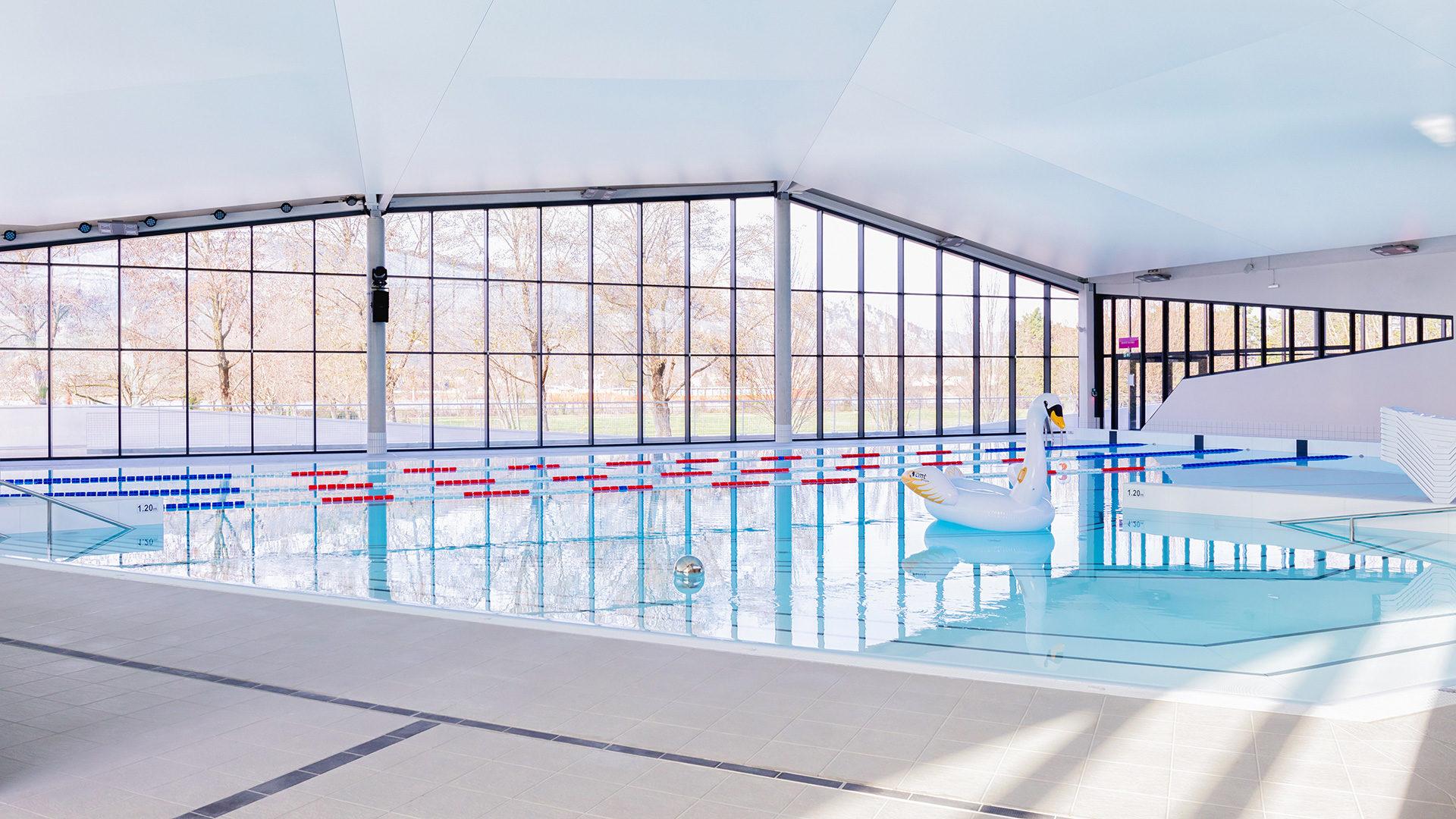 Centre Aqualudique De L'epervière À Valence (26) concernant Tarif Piscine Du Rhone