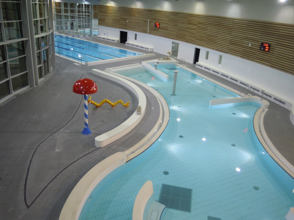 Centre Aqualudique Duneo | Snidaro Group serapportantà Piscine Argences