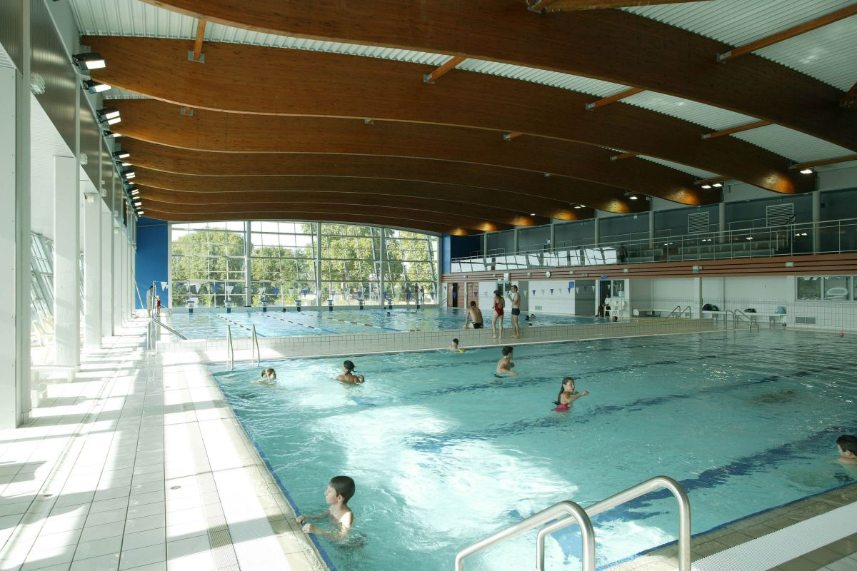 Centre Aqualudique L'ovive - Piscine À Moulins - Horaires ... destiné Piscine Moulins