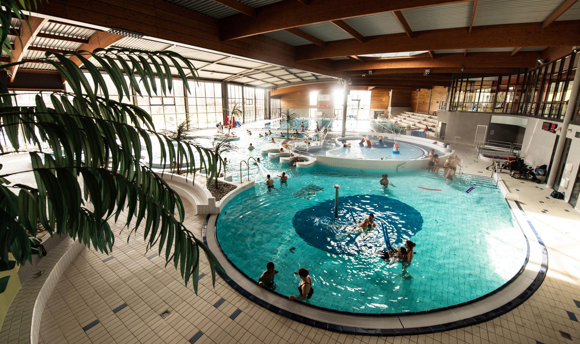 Centre Aqua'rel À Lons Le Saunier : Jura Tourisme tout Piscine De Lons Le Saunier