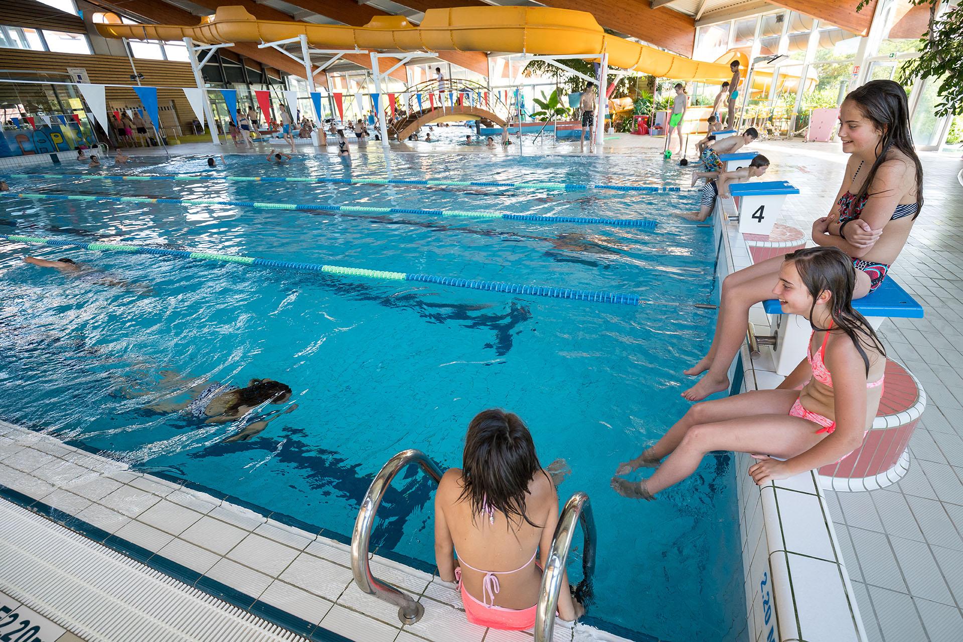 Centre Aquatique à Horaire Piscine Les Herbiers