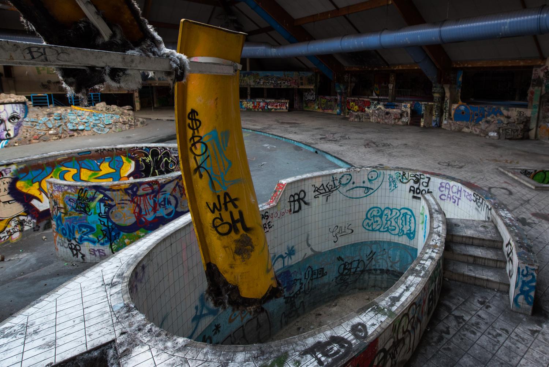 Centre Aquatique Abandonné - Piscine Océade - Monsieur Et ... avec Piscine Barentin