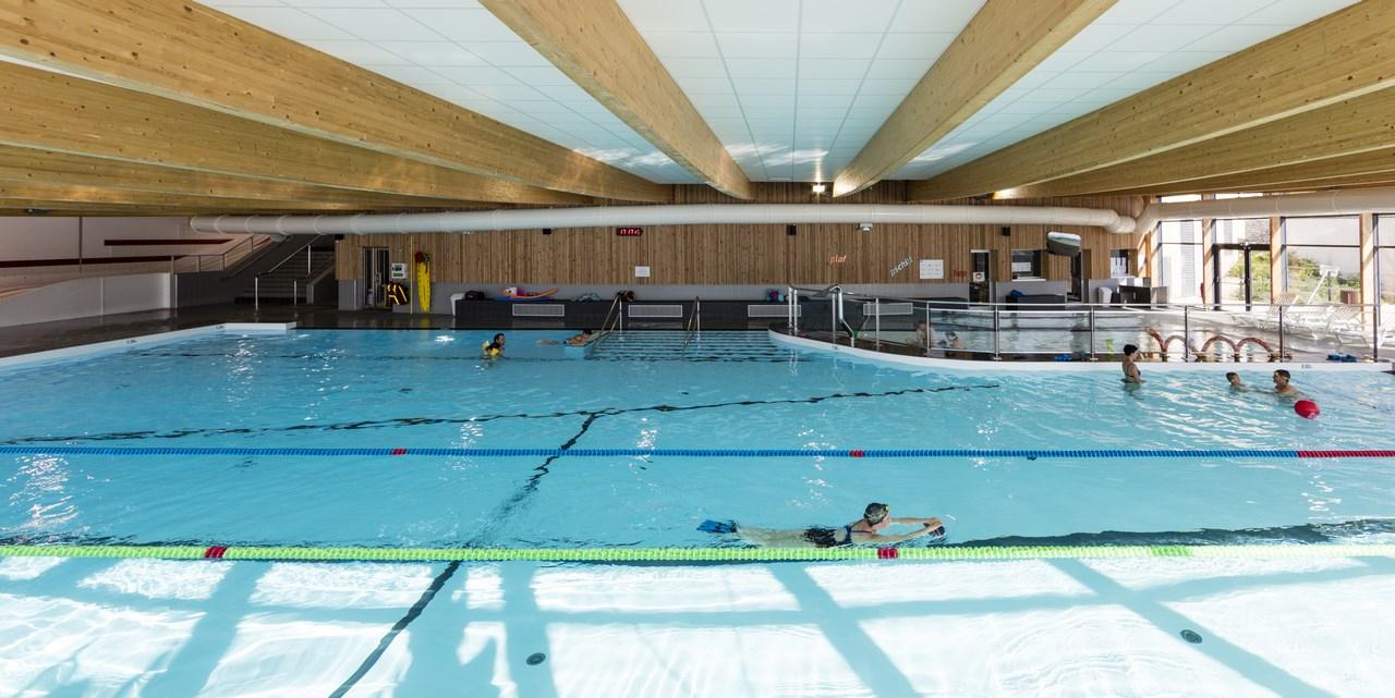 Centre Aquatique : Aqua2Lacs - Tourisme En Franche-Comte destiné Piscine De Malbuisson