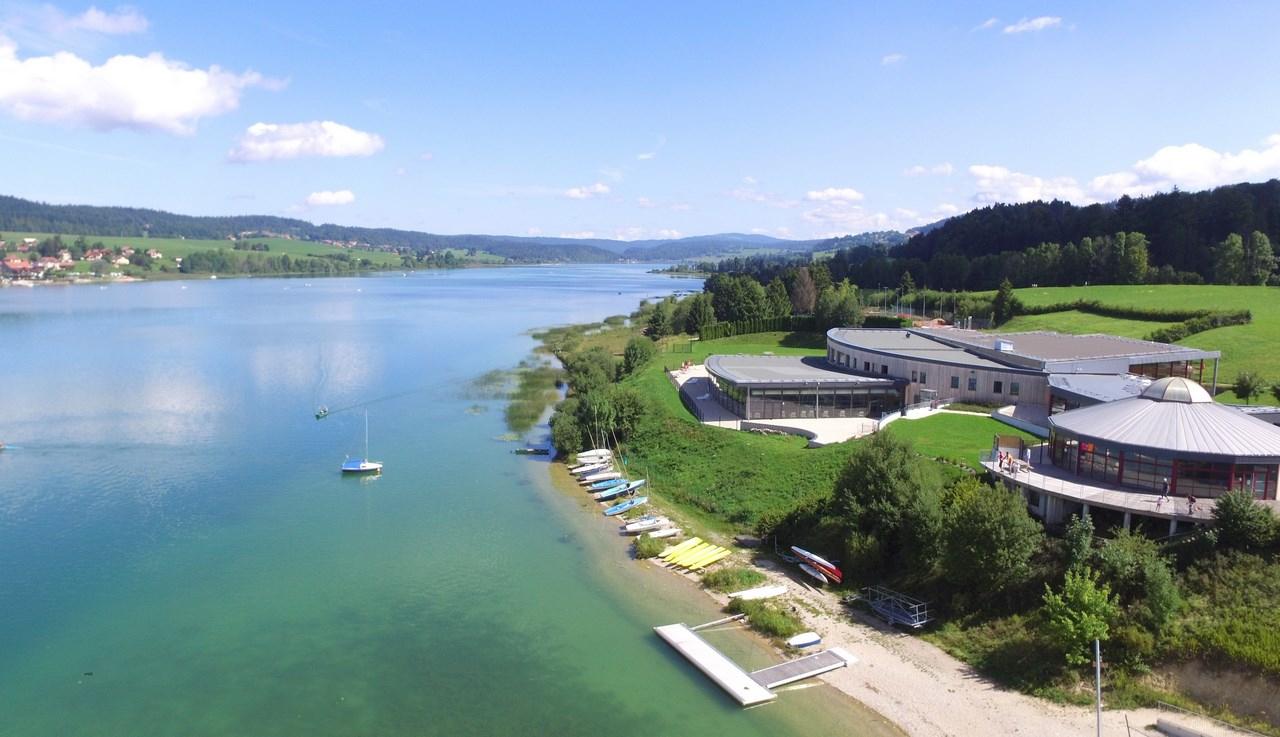 Centre Aquatique : Aqua2Lacs - Tourisme En Franche-Comte pour Piscine De Malbuisson