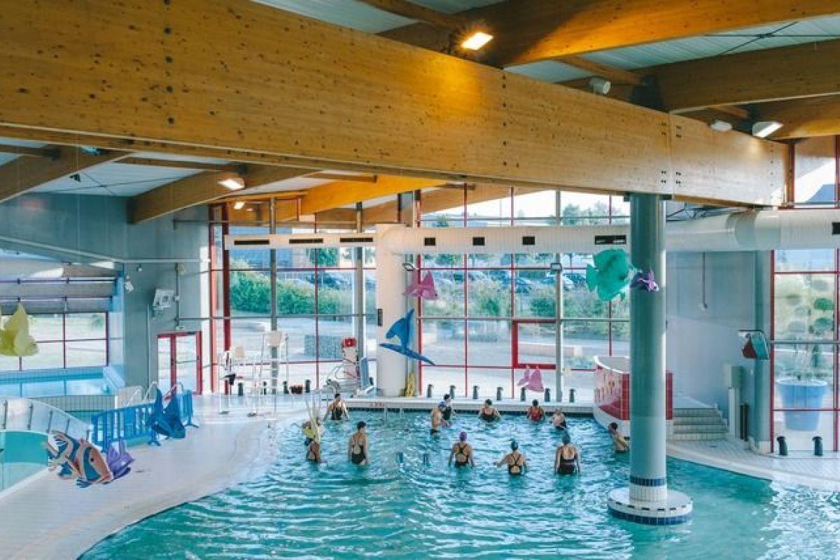 Centre Aquatique Aquabaie - Piscine À Saint-Brieuc ... tout Piscine Lamballe