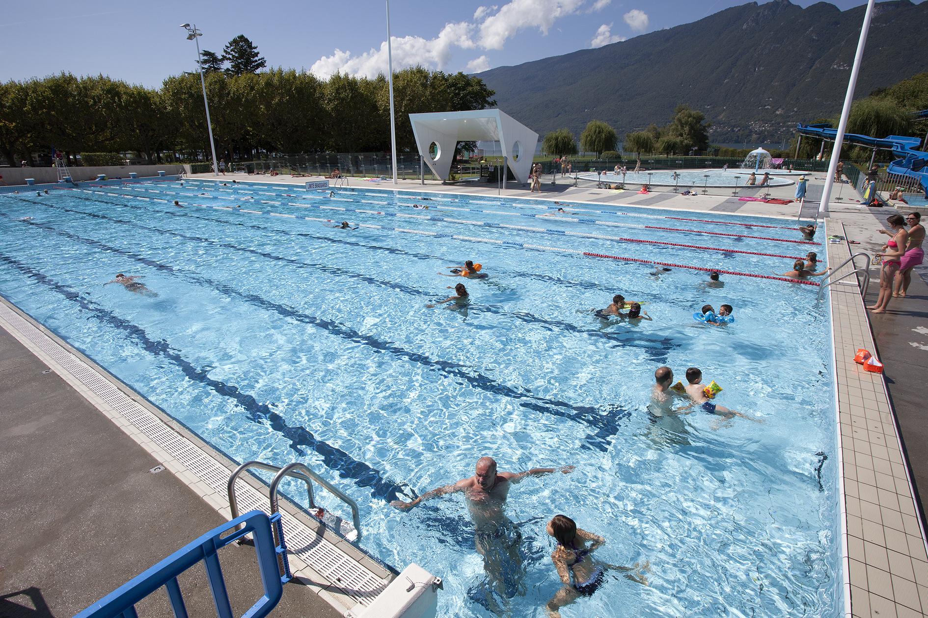 "Centre Aquatique ""aqualac"" - Aix Les Bains - Riviera Des ... concernant Piscine Bourges Horaires"