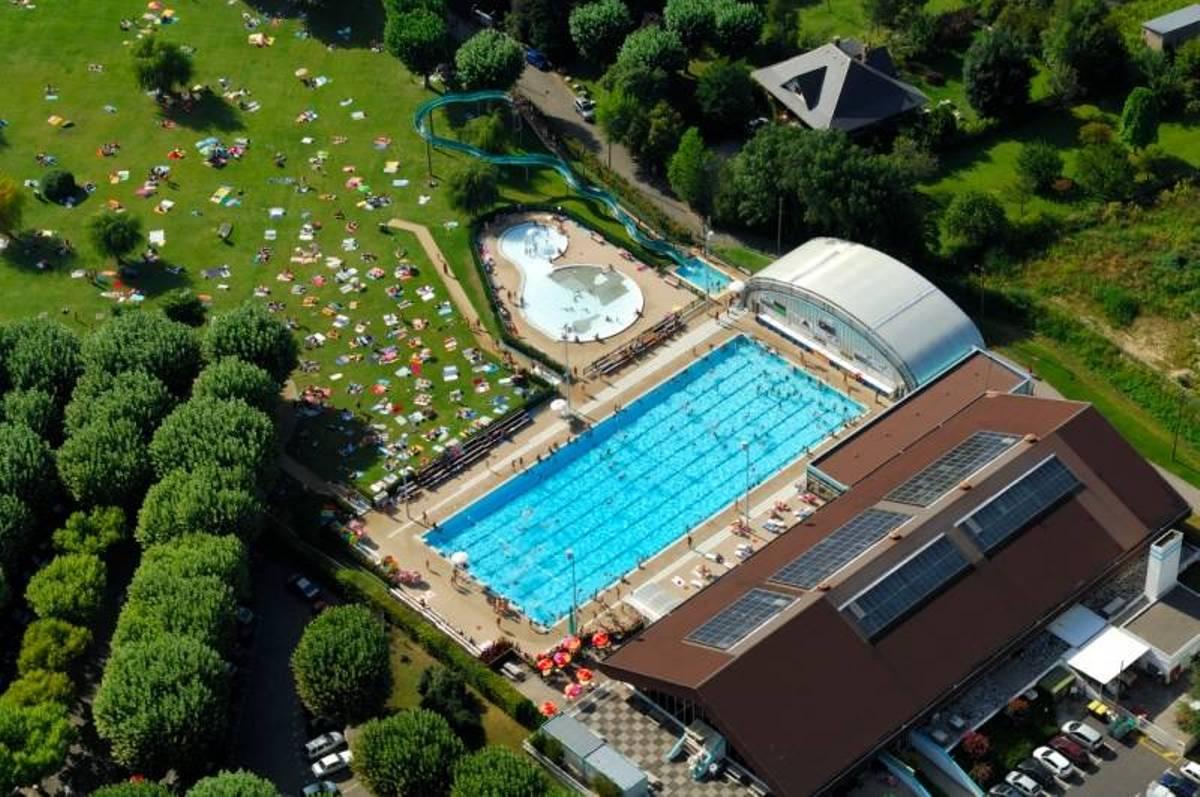 """Centre Aquatique """"aqualac"""" - Savoie Mont Blanc (Savoie Et ... serapportantà Piscine Amphion"""