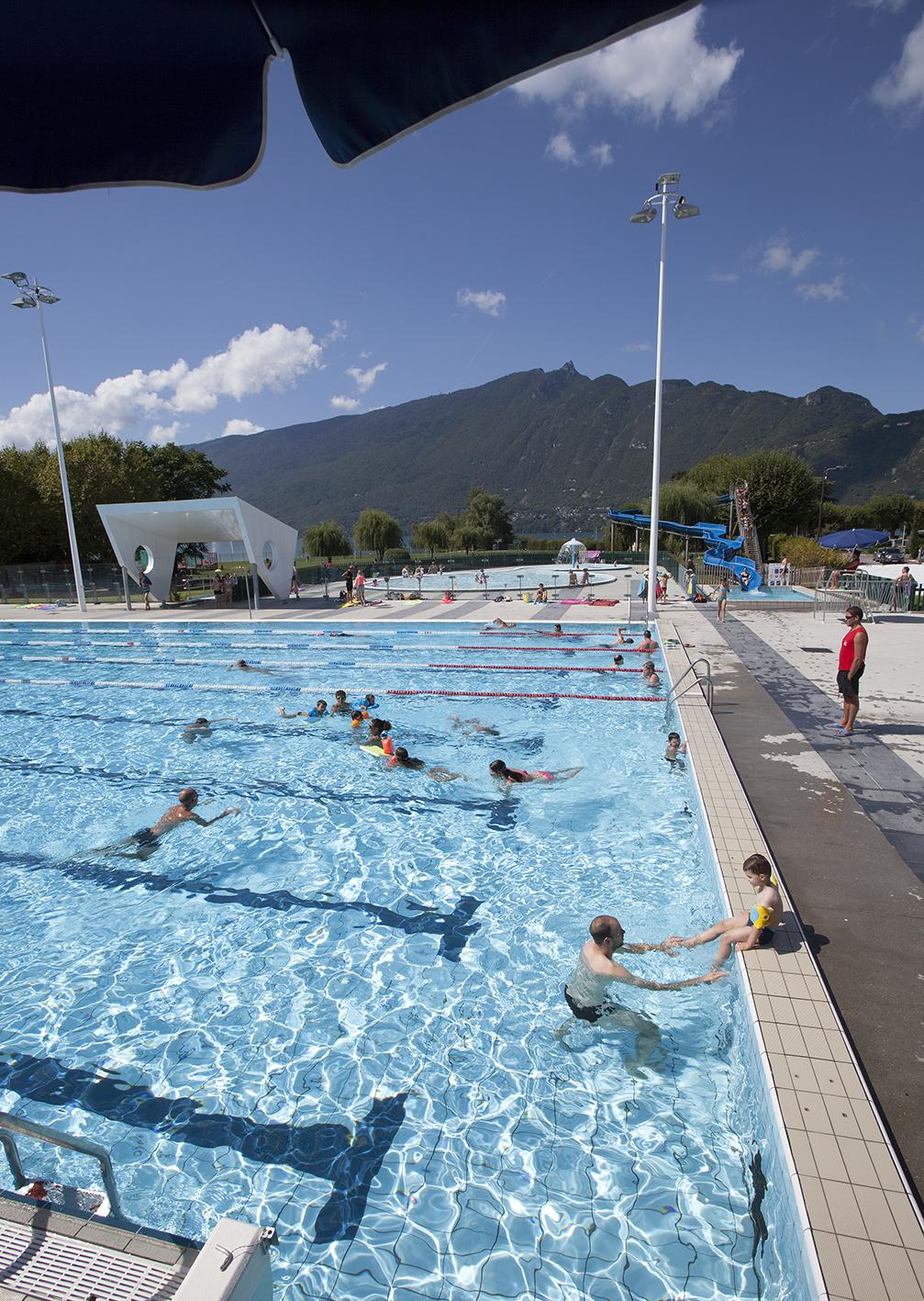 """Centre Aquatique """"aqualac"""" - Savoie Mont Blanc (Savoie Et ... serapportantà Piscine Saint Gervais Les Bains"""